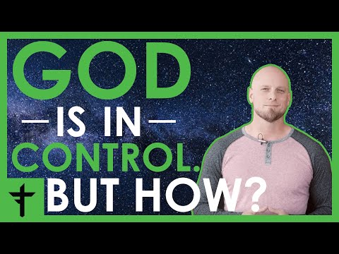 Discussing God's Sovereignty & Human Responsibility