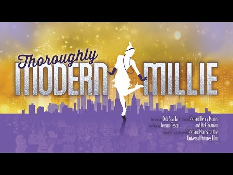 THOROUGHLY MODERN MILLIE: A Theatre Jacksonville Production
