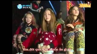 [YAVN][Vietsub]130110 Mnet Wide News Backstage - SNSD Cut
