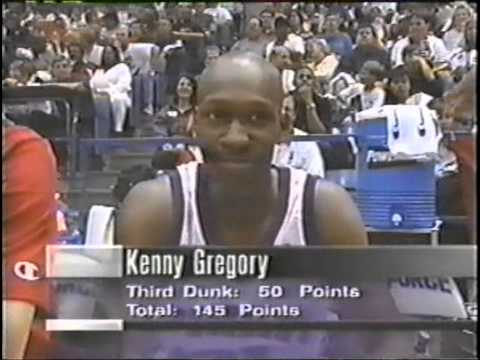 1997 McDonald's All-American H.S. Dunk Competition