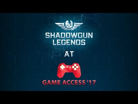 Shadowgun Legends at Game Access 2017
