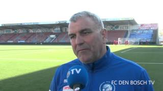 FCDB TV: Voorbeschouwing FC Den Bosch - RKC Waalwijk