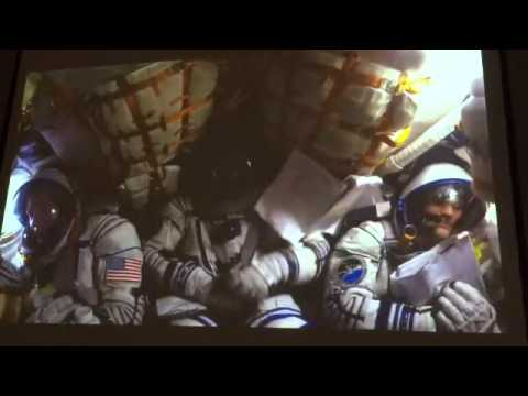 Awesome footage of a Soyuz landing from inside