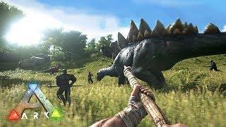 ARK: Survival Evolved - EXPLORING RAGNAROK!! (ARK Ragnarok Gameplay) you 検索動画 4