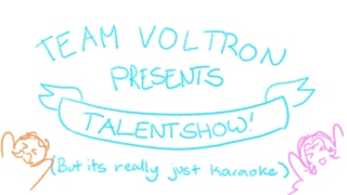 Voltron Legendary Karaoke (sung by VAs)
