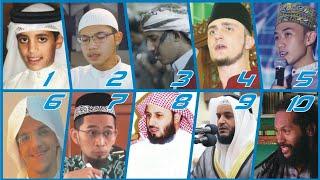Download lagu Heart Touching Fatihah Recitation