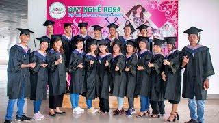 Học Nghề Thiết Kế Tạo Mẫu Tóc Tại Rosa Biên Hòa - Đồng Nai