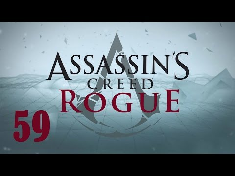 Let's Platinum Assassin's Creed: Rogue part 59 - Camper; Supplier
