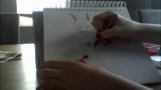 Draw gamzee makara