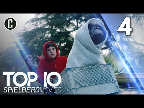 Top 10 Spielberg Movies: E.T. The Extra-Terrestrial - #4