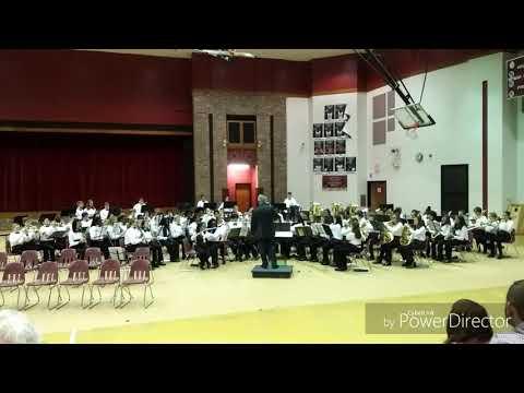 Prattville Junior High School 2017 Christmas concert 8th grade
