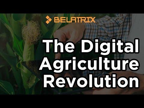 WEBINAR: The Digital Agriculture Revolution
