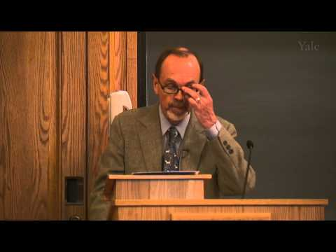 Secular Humanism: Mortality and Meaning - Dwight H. Terry Lectures 2013