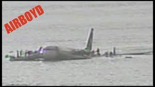 US Airways 1549 Hudson Landing With Transcript thumbnail