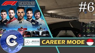Let's Play F1 2018 Career Mode   Mercedes Career #6   RELIABILITY PROBLEMS