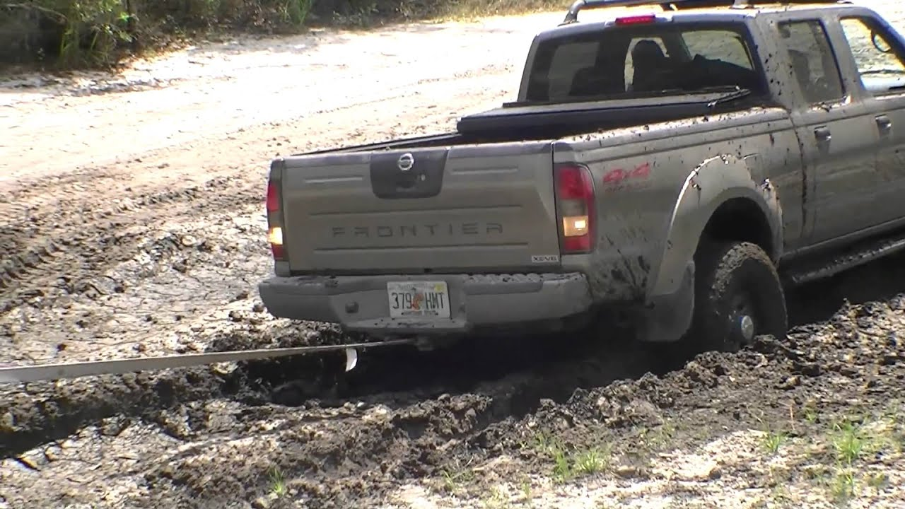 Nissan frontier stuck in the mud at corbett part 1 youtube nissan frontier stuck in the mud at corbett part 1 vanachro Image collections