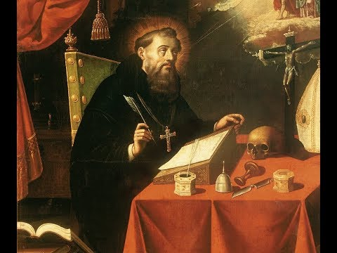 An Introduction to the Spirituality of St. Augustine - Bible Study