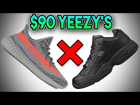 *MUST SEE* THIS YEEZY BOOST 350 IS ONLY $90 BUT WAIT...(THERE'S A CATCH)