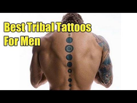 Best Tribal Tattoo Designs For Men_TATTOO WORLD