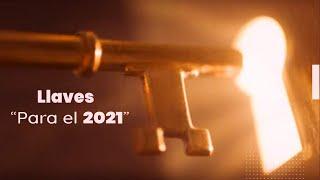 Llaves para el 2021 | Pr. Sebastián Palermo | Congregación Nueva Mente