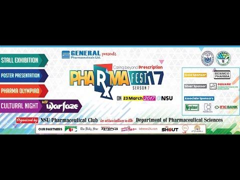 Pharmafest 2017 cultural event { OFFICIAL }