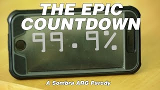 THE EPIC COUNTDOWN (Overwatch Sombra ARG Parody)