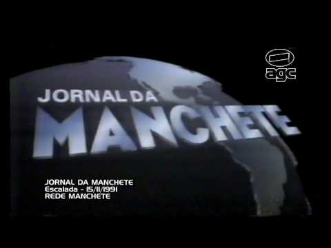 Jornal da Manchete - 1991
