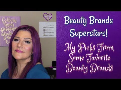 BEAUTY BRANDS SUPERSTARS |TAG WITH A PURPOSE |MAKEUP SUPERSTARS FROM FAVORITE BRANDS