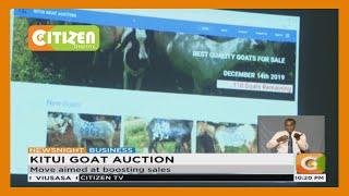 Annual Kitui Goat Auction digitized