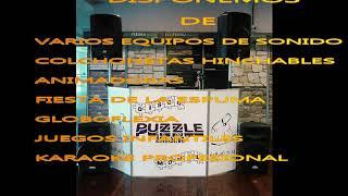 PUZZLE ANIMACION & DJ ZALO