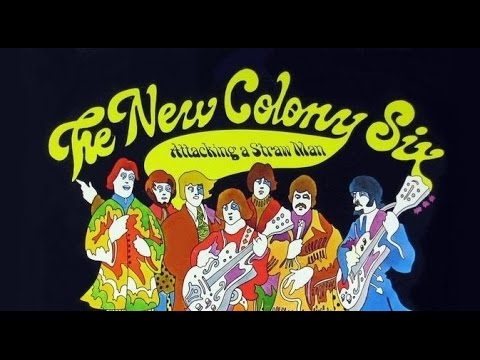 The New Colony Six Attacking A Straw Man 1969 FULL STEREO ALBUM