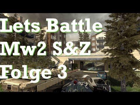 Lets Battle: Call Of Duty: Modern Warfare 2 #003 S&Z Bailout |