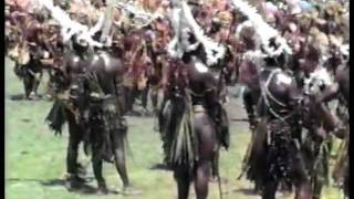 Papua New Guinea - Goroka Sing-Sing #11 - Travel Video