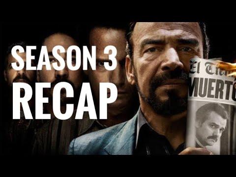 Narcos Season 3 Recap || Netflix || 2020