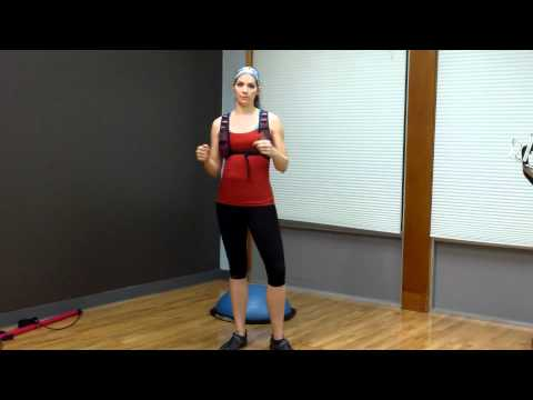 GirlsGoneSporty – Empower weighted walking vest review