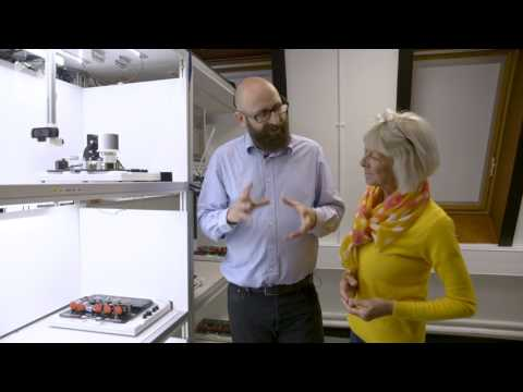 Dr Tim Drysdale - a tour of the open engineering lab