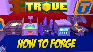 Scythe's Trove Equipment Forging Tutorial ✪ HOW TO GET EASY RADIANT GEAR [UPDATE]