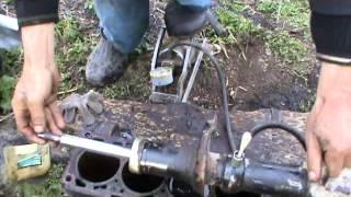 видео Ваз 2110: как выполняется замена передних стоек
