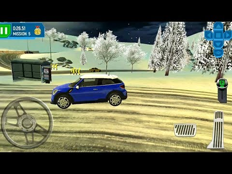 ski resort driving simulator 1 android gameplay fhd. Black Bedroom Furniture Sets. Home Design Ideas