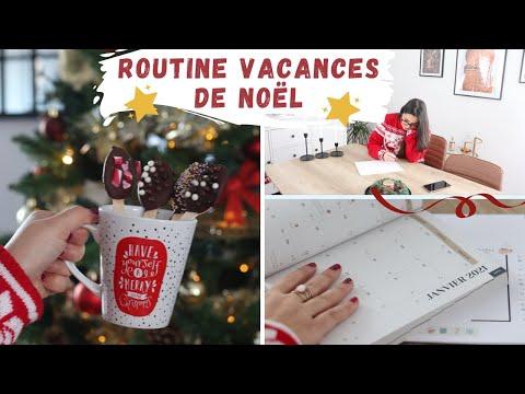 ma-routine-vacances-de-noËl-🎅🏼-activitÉs-/-idÉes🎄-⎜merry