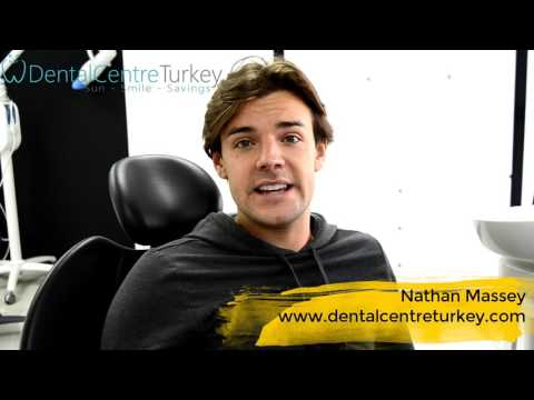 Nathan Massey | Smile Makeover in Turkey
