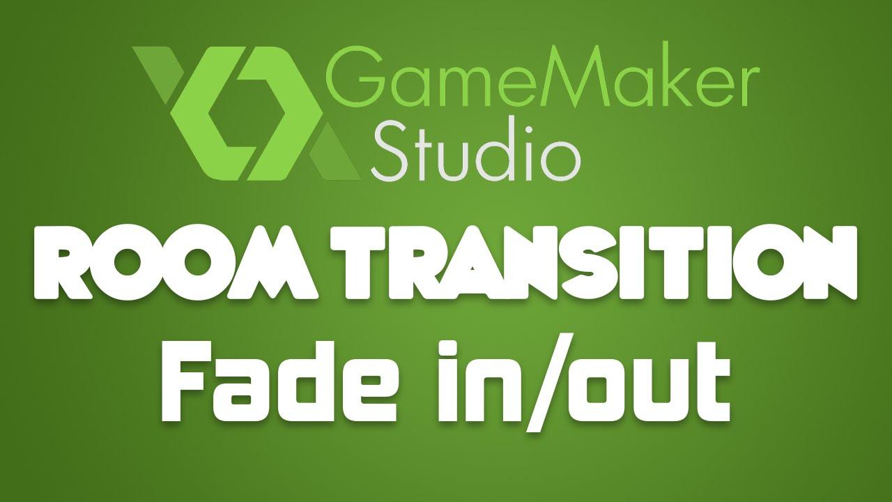 Room Transition Game Maker