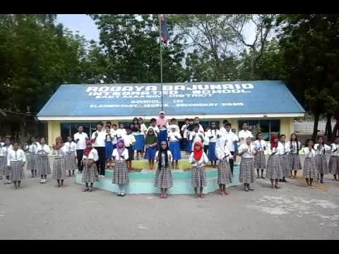 DepEd XII Regional Hymn in Action