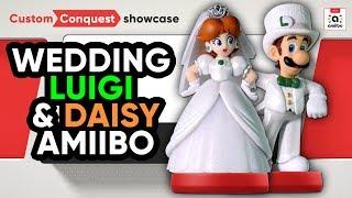 Download Luigi & Daisy get Married! - Custom Conquest