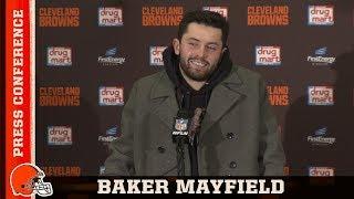 Baker Mayfield 'I Woke Up Feeling Pretty Dangerous' | Cleveland Browns