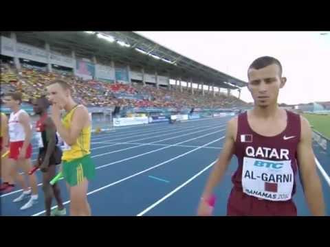 4 x 1500m M Kenya WR 14:22.22 / Australia NR 14:46.04