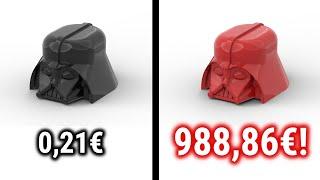 Die TOP 10 selтenen LEGO Teile die du vielleicht hast!