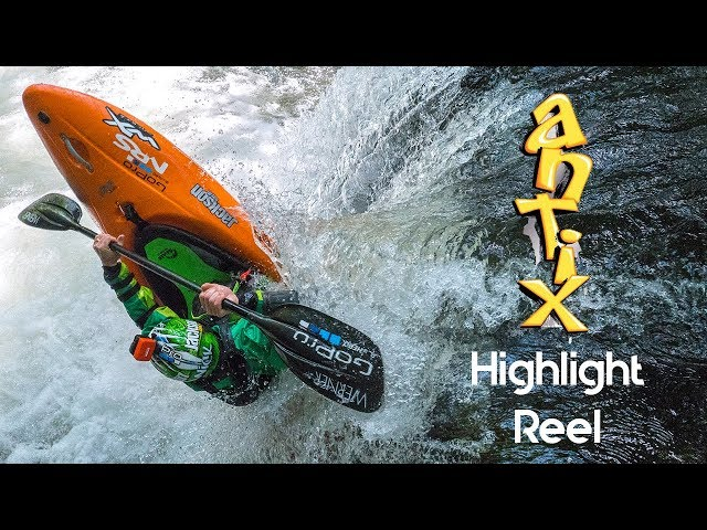 ANTIX HIGHLIGHT REEL | With Team Jackson Kayak