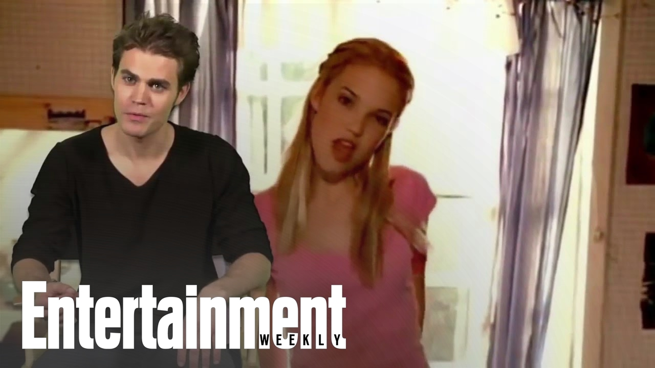 Vampire Diaries: Paul Wesley Takes The Pop Culture Personality Test | Entertainment Weekly