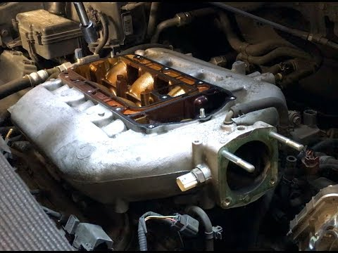 2005 Honda Pilot 3.5L Valve adjustment - YouTube